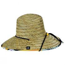 Bermuda Straw Lifeguard Hat alternate view 3