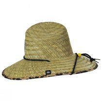 Big Cat Straw Lifeguard Hat alternate view 3