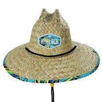 Dorado Straw Lifeguard Hat alternate view 2