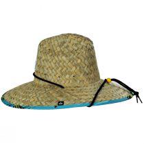 Dorado Straw Lifeguard Hat alternate view 3