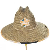 Grandview Straw Lifeguard Hat alternate view 2