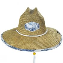 Hideaway Straw Lifeguard Hat alternate view 2