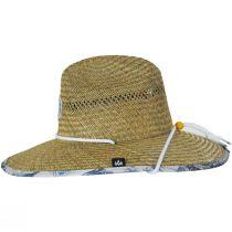 Hideaway Straw Lifeguard Hat alternate view 3