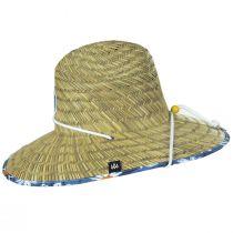 Lazy Dazy Straw Lifeguard Hat alternate view 3