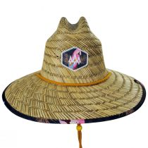 Rio Straw Lifeguard Hat alternate view 2