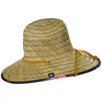 Rio Straw Lifeguard Hat alternate view 3