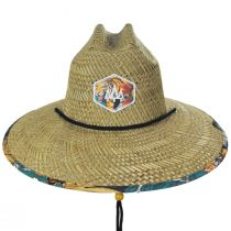 Sumatra Straw Lifeguard Hat alternate view 2