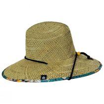 Sumatra Straw Lifeguard Hat alternate view 3