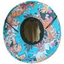 Sumatra Straw Lifeguard Hat alternate view 4