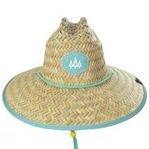 Wasabi Straw Lifeguard Hat alternate view 2