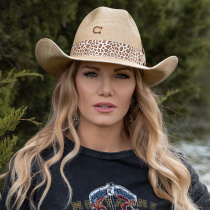 Wild Thing Palm Straw Western Hat alternate view 5
