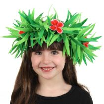 Moana Flower Headband alternate view 4