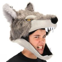 Wolf Jawesome Hat alternate view 3