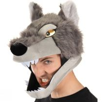 Wolf Jawesome Hat alternate view 4