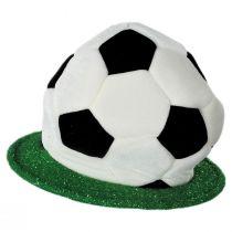 Soccer Ball Plush Hat alternate view 3