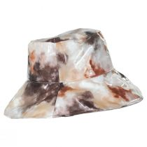 Vibrante Vinyl Rain Bucket Hat alternate view 3