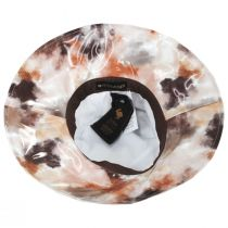 Vibrante Vinyl Rain Bucket Hat alternate view 4
