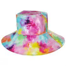 Vibrante Vinyl Rain Bucket Hat alternate view 6