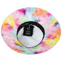 Vibrante Vinyl Rain Bucket Hat alternate view 8