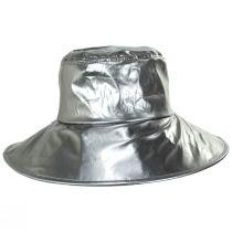 Peta Vinyl Rain Bucket Hat alternate view 2