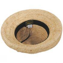 Lana Crocheted Raffia Straw Sun Hat alternate view 4