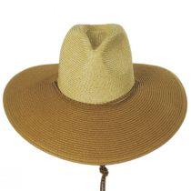 Suze Braided Toyo Straw Aussie Hat alternate view 6
