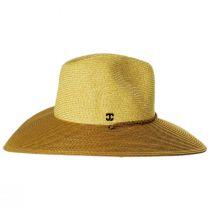 Suze Braided Toyo Straw Aussie Hat alternate view 7