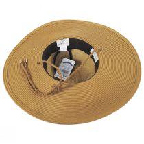 Suze Braided Toyo Straw Aussie Hat alternate view 8