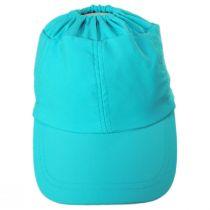 Bowline Ponytail Swimwear Fitted Baseball Cap alternate view 2