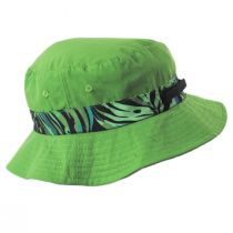 Kids' Tapir Microfiber Bucket Hat alternate view 3