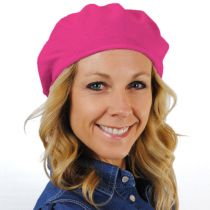 Cotton Beret - 11.5 inch Diameter alternate view 3
