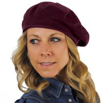 Cotton Beret - 11.5 inch Diameter alternate view 9