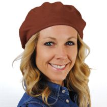 Cotton Beret - 11.5 inch Diameter alternate view 5