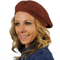 Cotton Beret - 11.5 inch Diameter alternate view 6