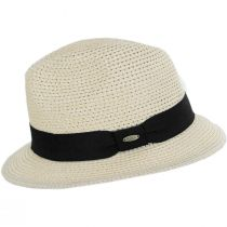 Summerville Polybraid Fedora Hat alternate view 3