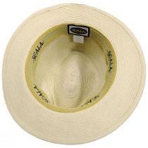 Augusta Toyo Straw Safari Fedora Hat alternate view 4