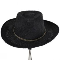 Deertrail Toyo Straw Outback Hat alternate view 2