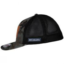 Tree Flag Camouflage Mesh Flexfit Fitted Baseball Cap alternate view 7