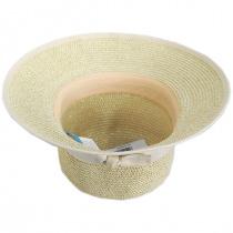 Pitch Perfect Framer Toyo Straw Cloche Hat alternate view 4