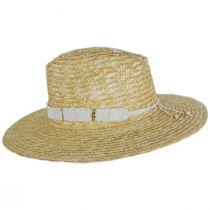 Alessia Milan Straw Fedora Hat alternate view 7