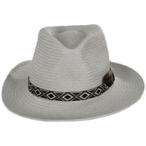 West Toyo Straw Fedora Hat alternate view 10