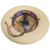 Mythical Palm Straw Outback Hat alternate view 4