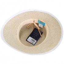 Pitch Perfect Framer Toyo Straw Cloche Hat alternate view 8