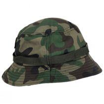 The Chum Cotton Canvas Bucket Hat alternate view 3