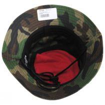 The Chum Cotton Canvas Bucket Hat alternate view 4