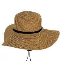 Adventure Packable Toyo Straw Blend Sun Hat alternate view 2
