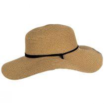 Adventure Packable Toyo Straw Blend Sun Hat alternate view 3
