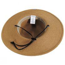 Adventure Packable Toyo Straw Blend Sun Hat alternate view 4
