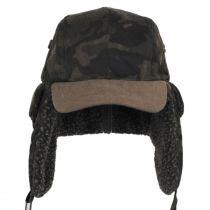 Camo Cotton Trapper Hat alternate view 2