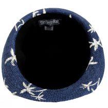 Toddlers' Palm Tree Toyo Straw Fedora Hat alternate view 4